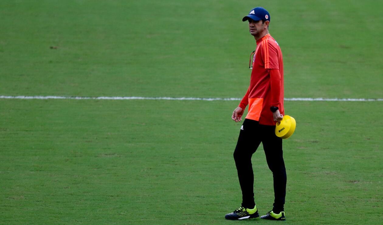Arturo Reyes, Selección Colombia