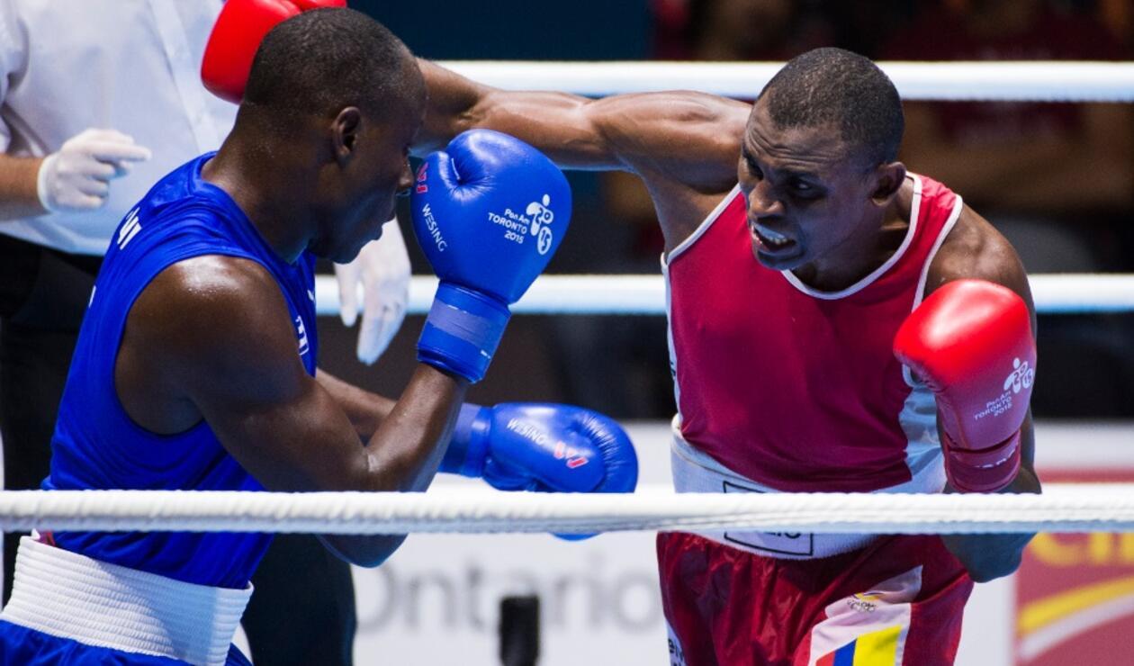 Deivis Julio- Boxeador Colombiano