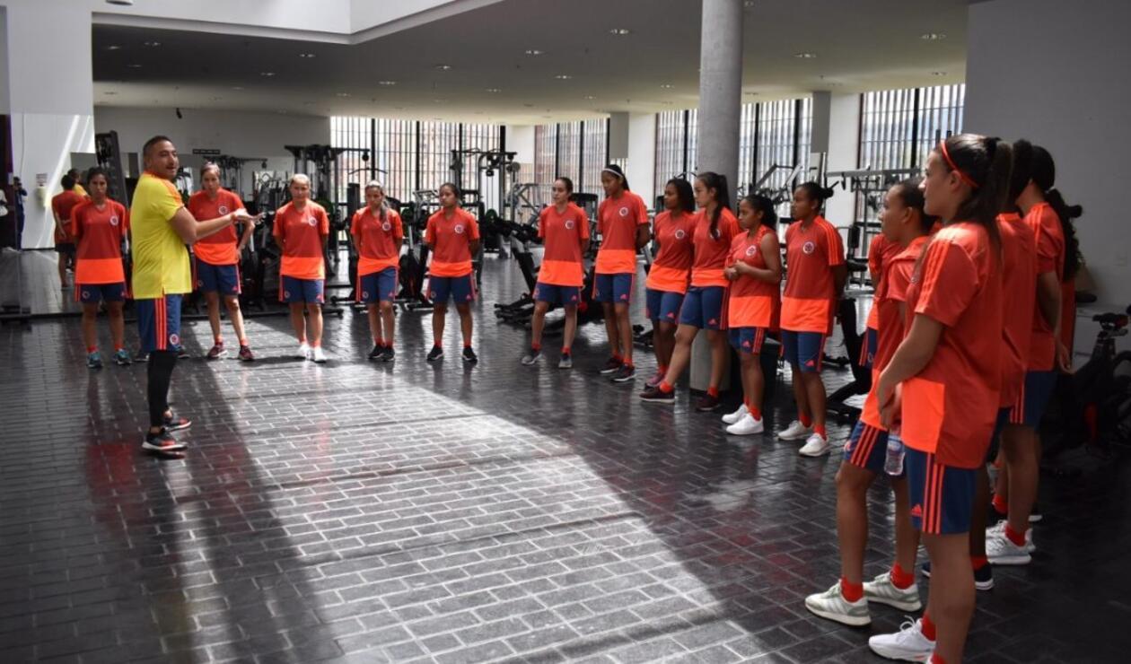 Selección Femenina sub-19