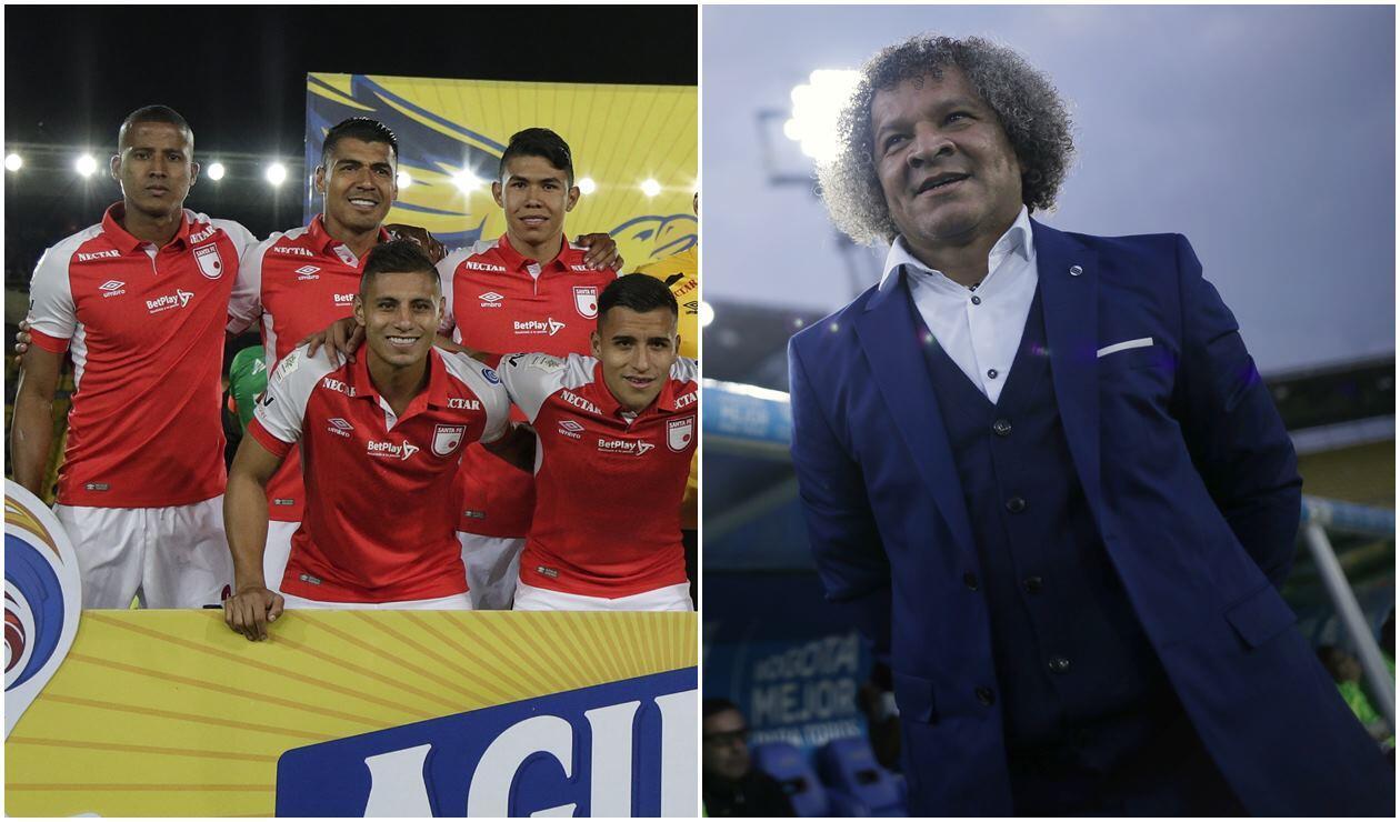 Independiente Santa Fe - Alberto Gamero