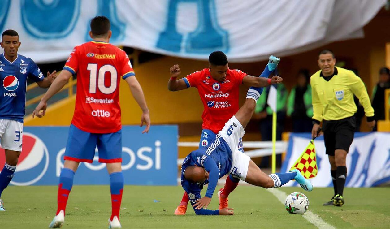 Millonarios vs Deportivo Pasto - Liga Águila 2019-2