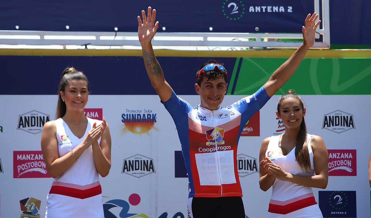 Óscar Quiroz - Clásico RCN etapa 3