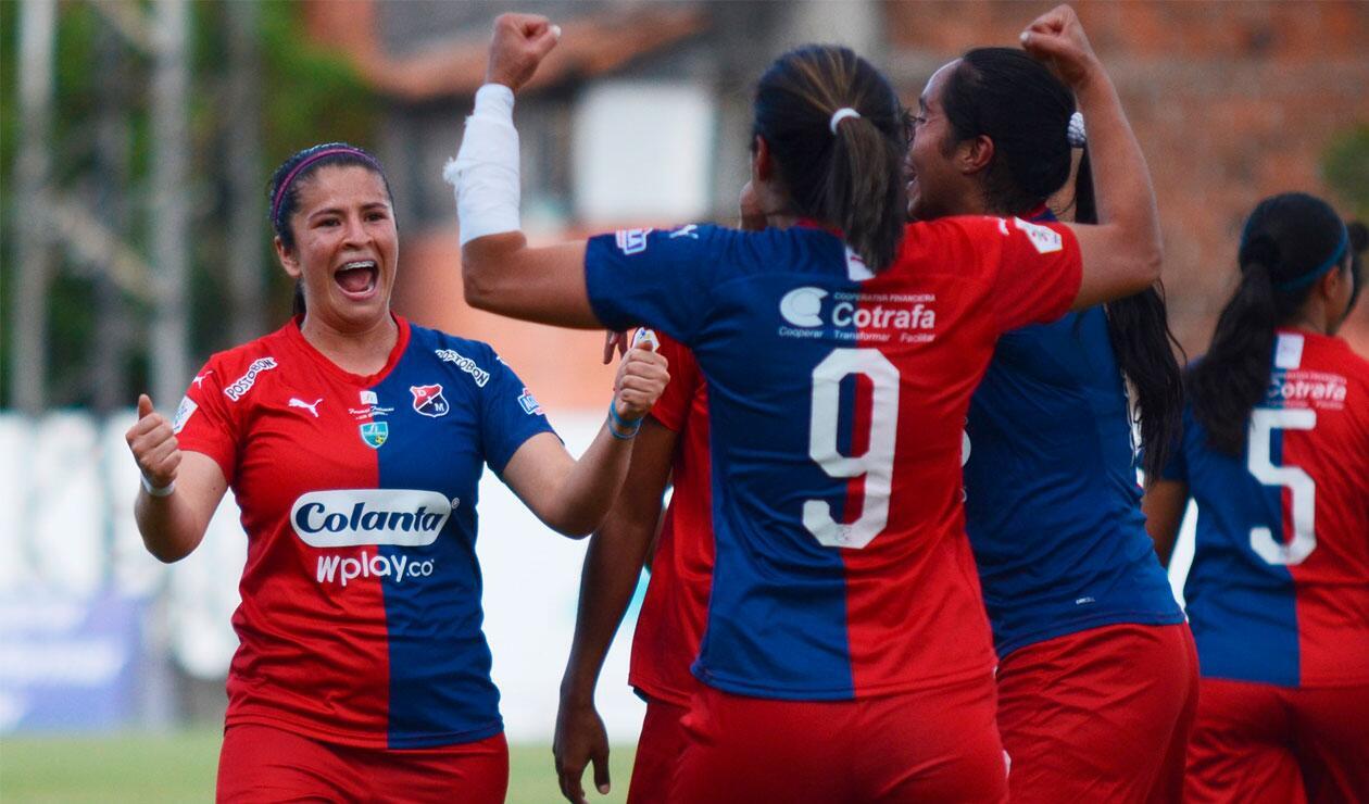 Independiente Medellín, liga femenina