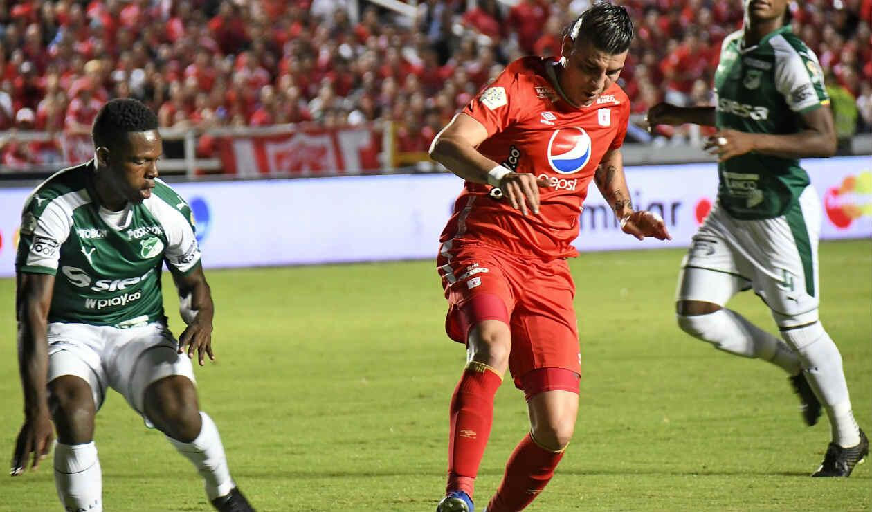 Michael Rangel - América