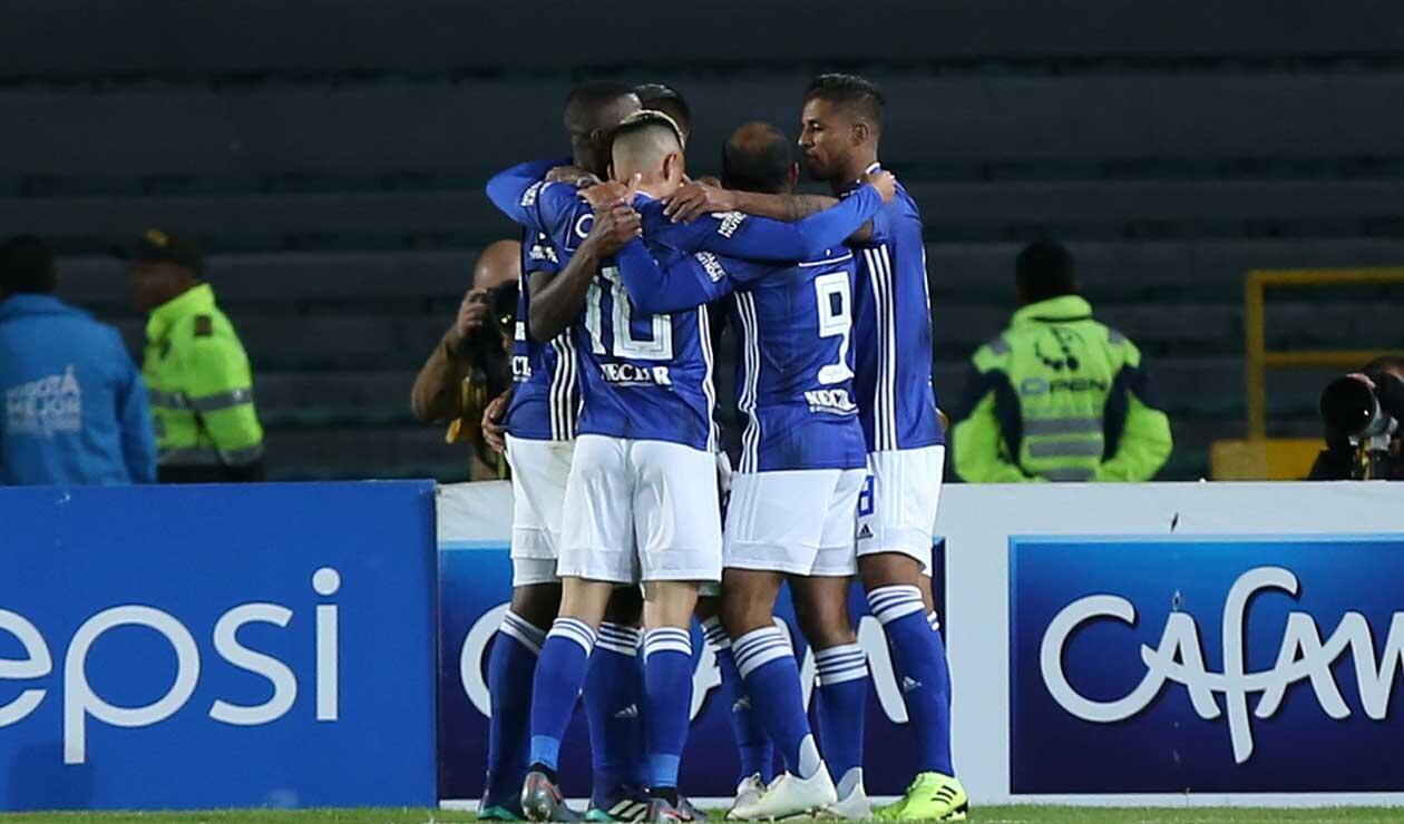 Millonarios - equipo reunido Liga Águila II 2019