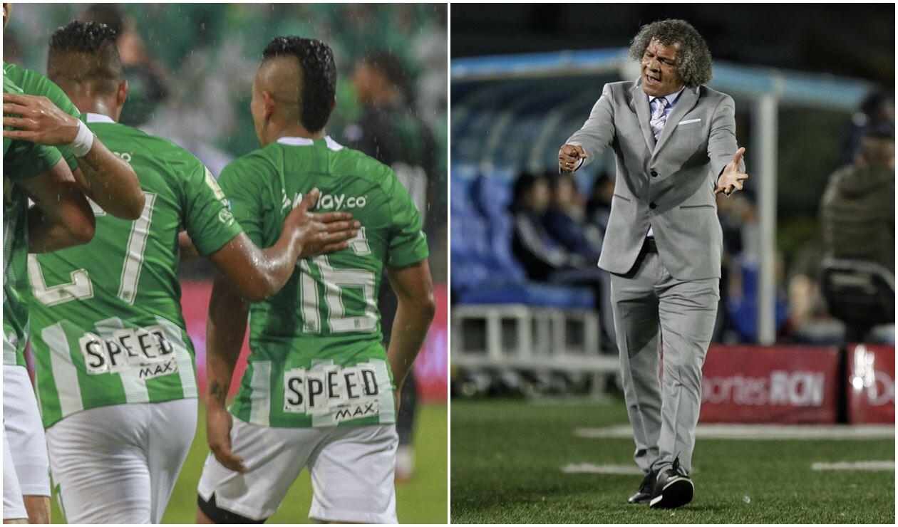 Atlético Nacional y Alberto Gamero