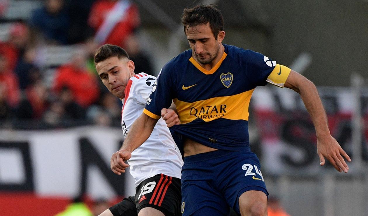 River Plate, Boca Juniors, Superliga argentina