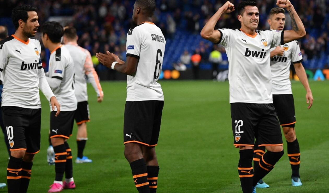 Valencia vs Chelsea