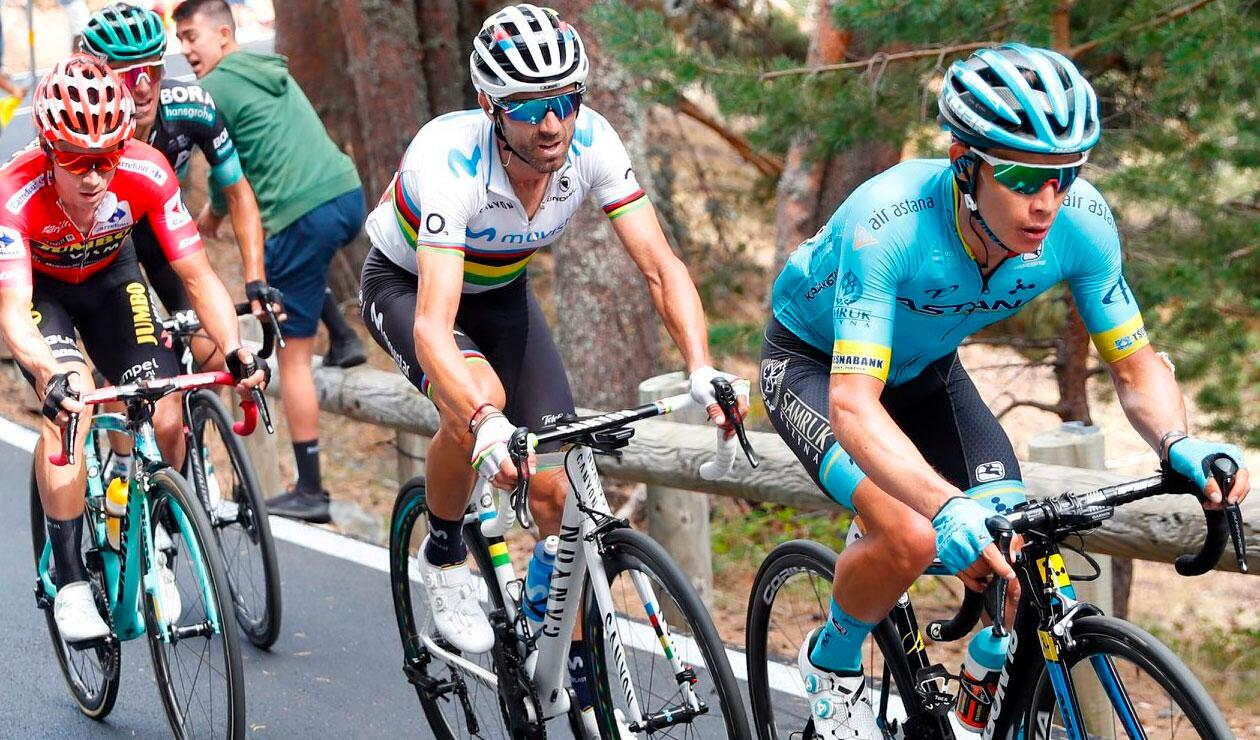 Vuelta a España, Miguel Ángel López