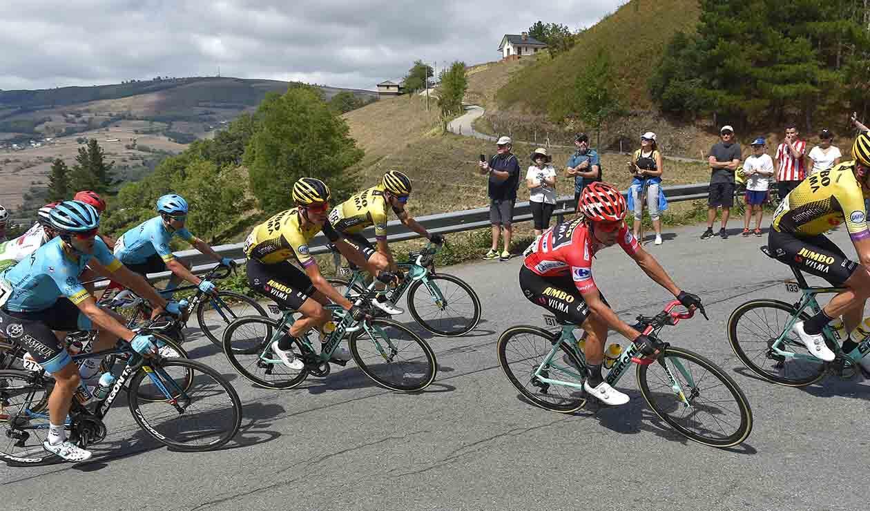 Vuelta a España - etapa 16