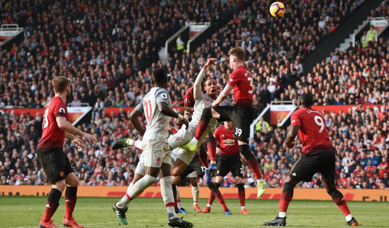 Manchester vs Liverpool, Premier League