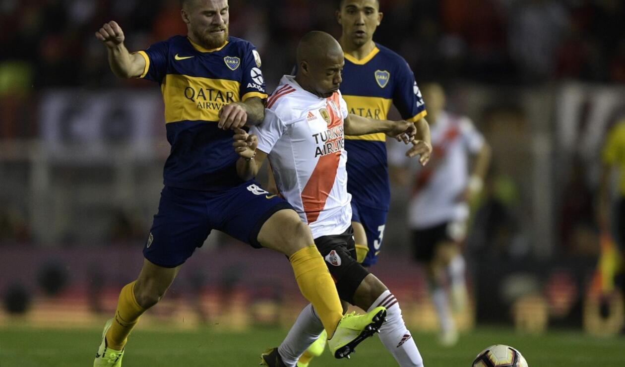 Boca Juniors, River Plate, Copa Libertadores