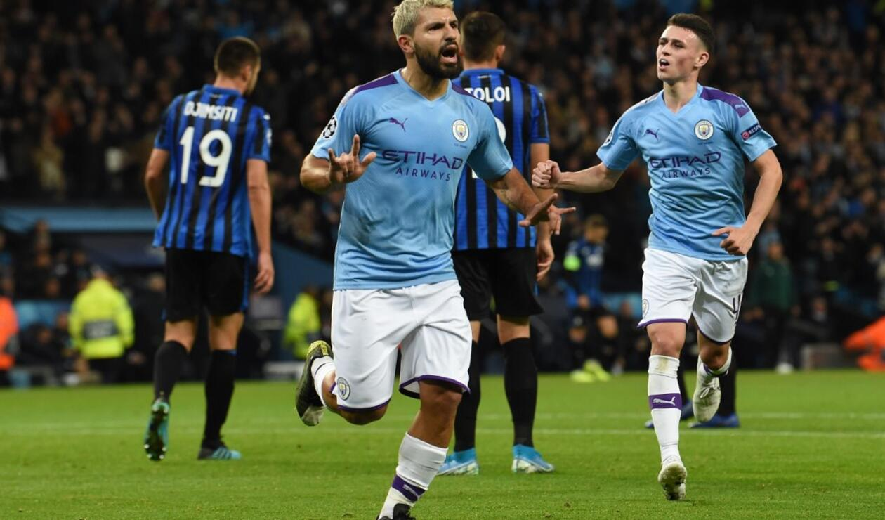 Manchester City vs Atalanta, Champions League