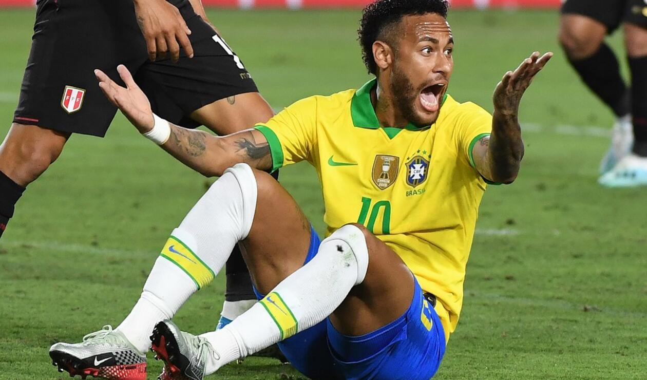 Neymar, Brasil