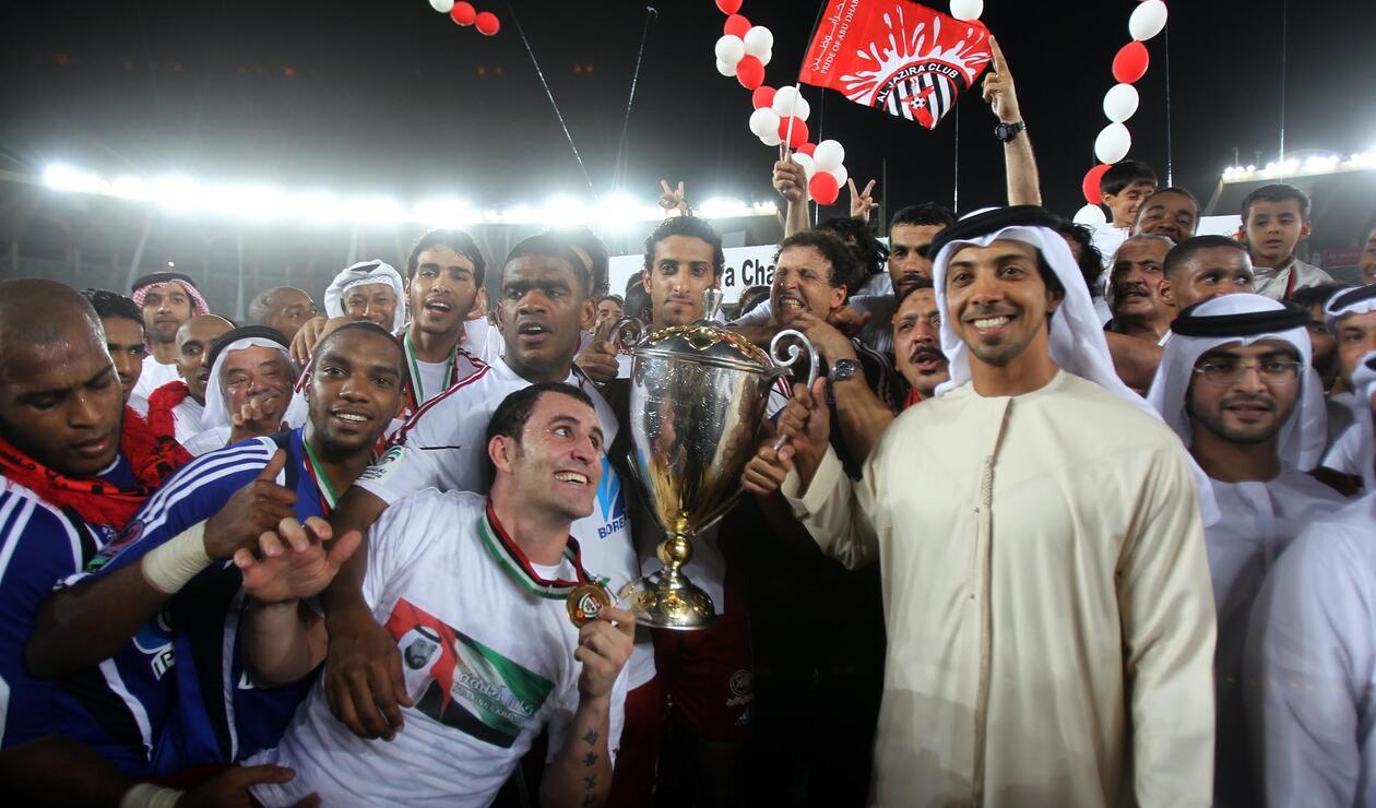 Mansour bin Zayed, dueño del Manchester City