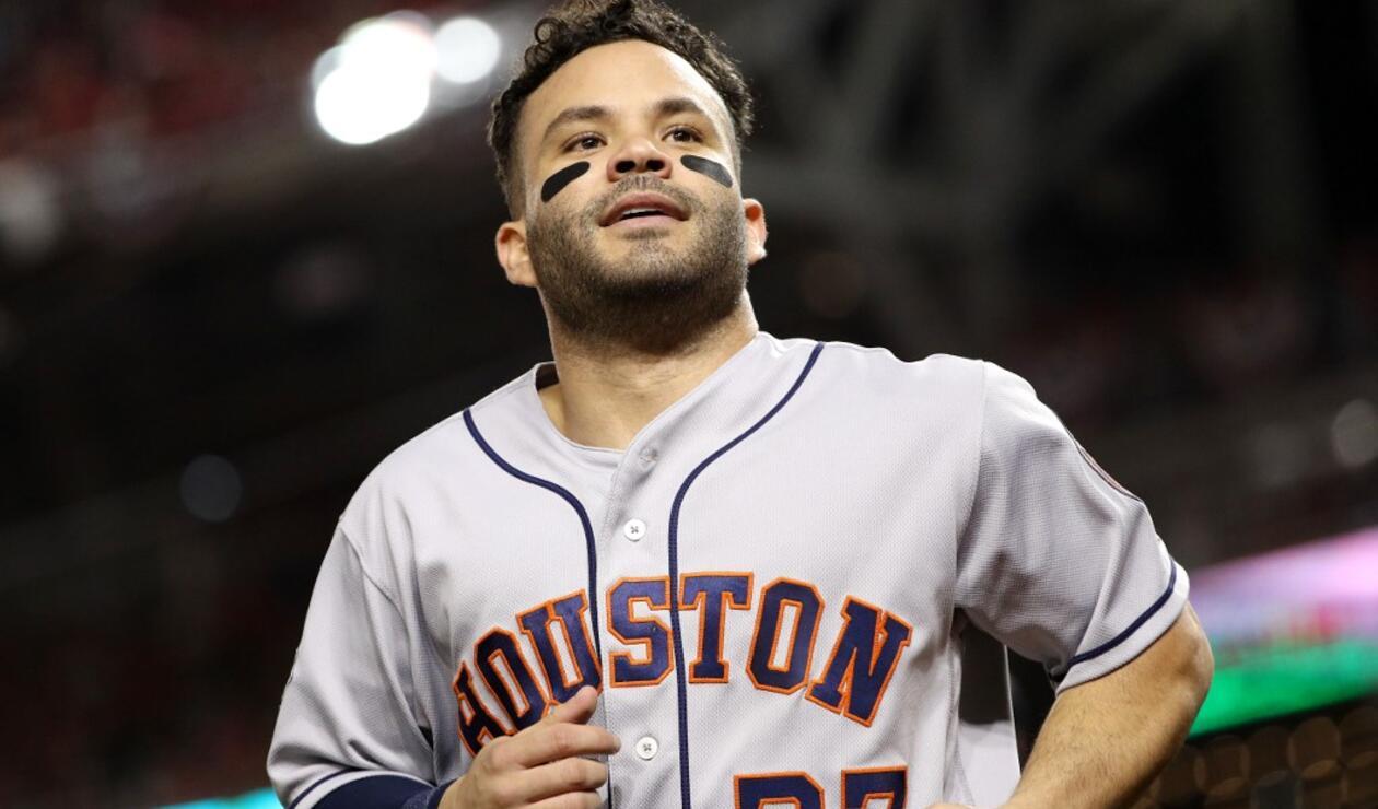 José Altuve, Serie Mundial de Beisbol