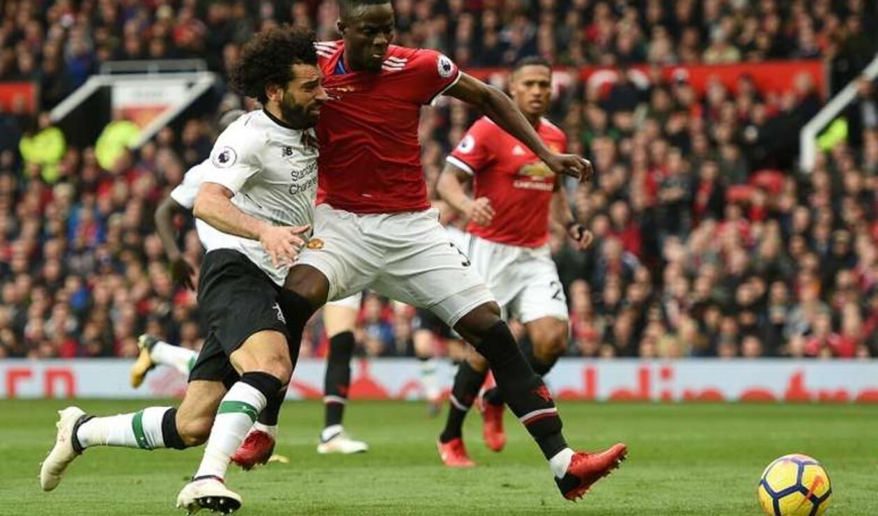 Manchester United Vs. Liverpool