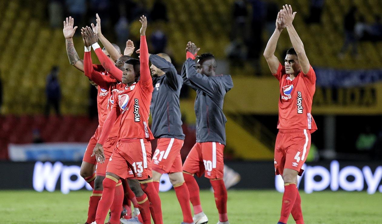 América de Cali vs Millonarios - Liga Águila II 2019