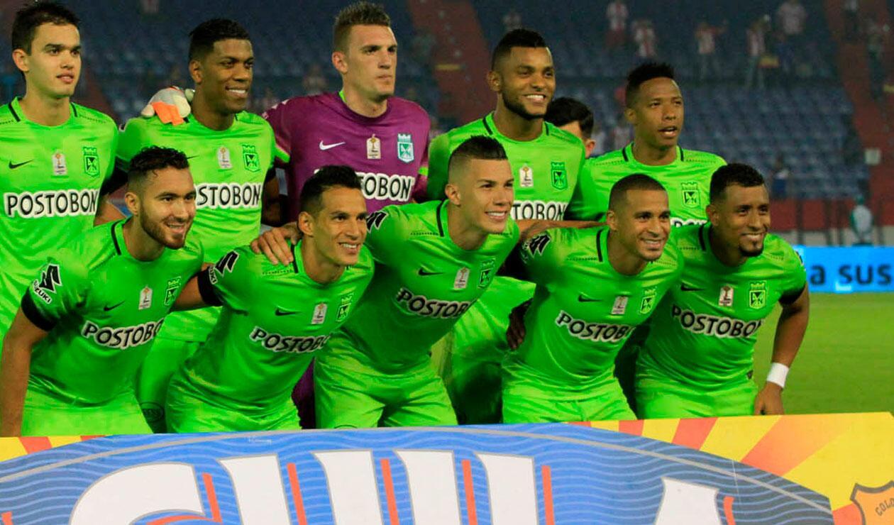 Atlético Nacional, Copa Libertadores 2016