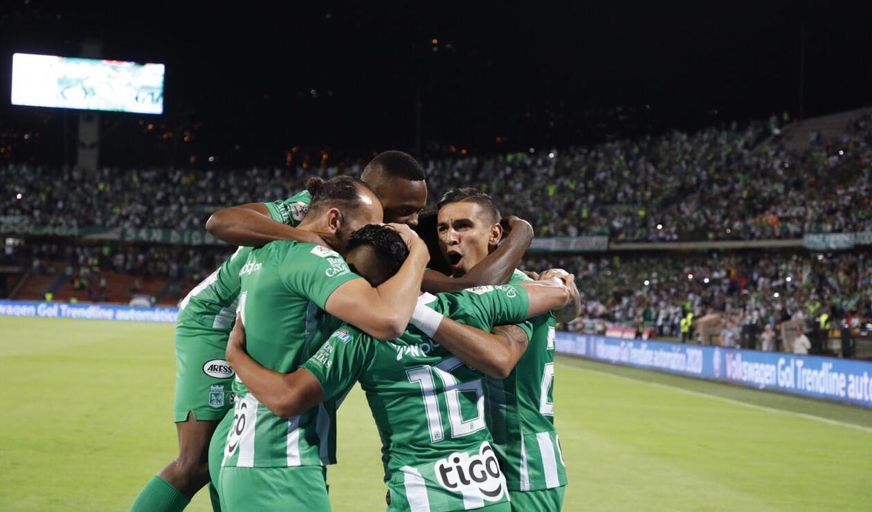 Liga Águila, Atlético Nacional