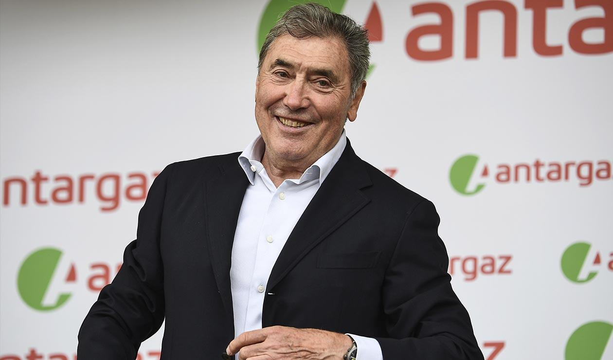 Eddy Merckx, exciclista belga