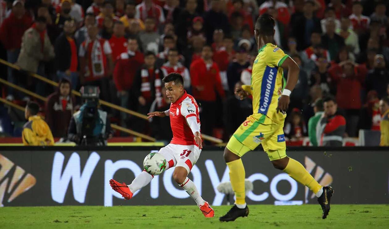 Santa Fe vs Huila - Liga Águila II 2019 paquete dos
