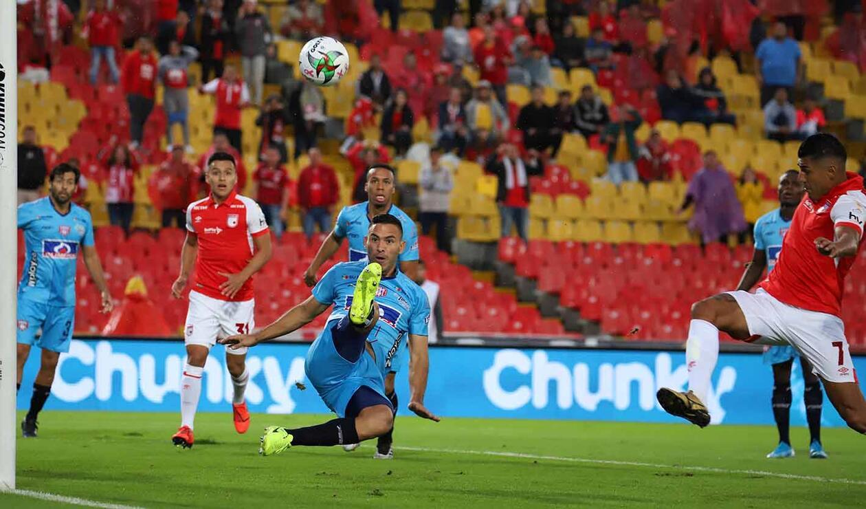 Santa Fe Vs. Unión Magdalena - Liga Águila