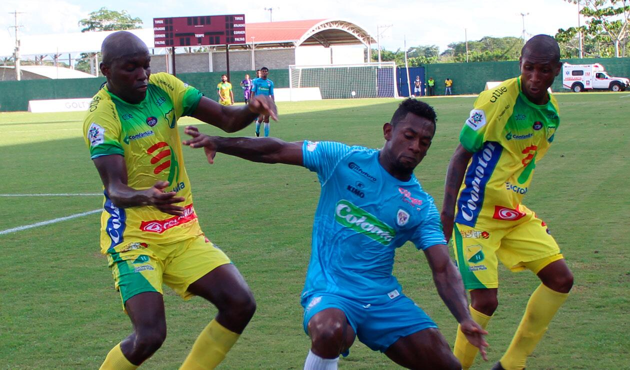 Jaguares vs Huila, Liga Águila