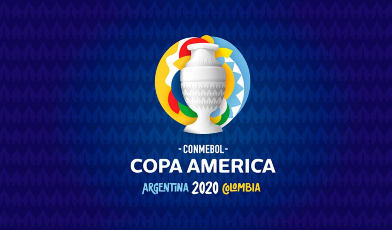 Logo Copa América 2020
