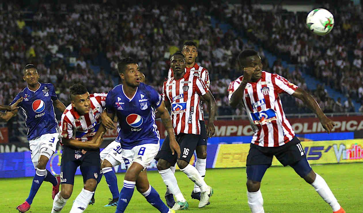 Millonarios Vs. Junior 2019