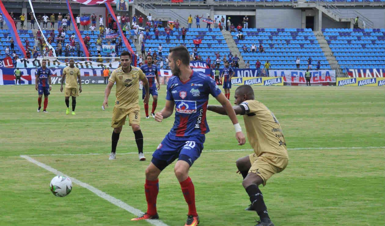Unión Magdalena 2019
