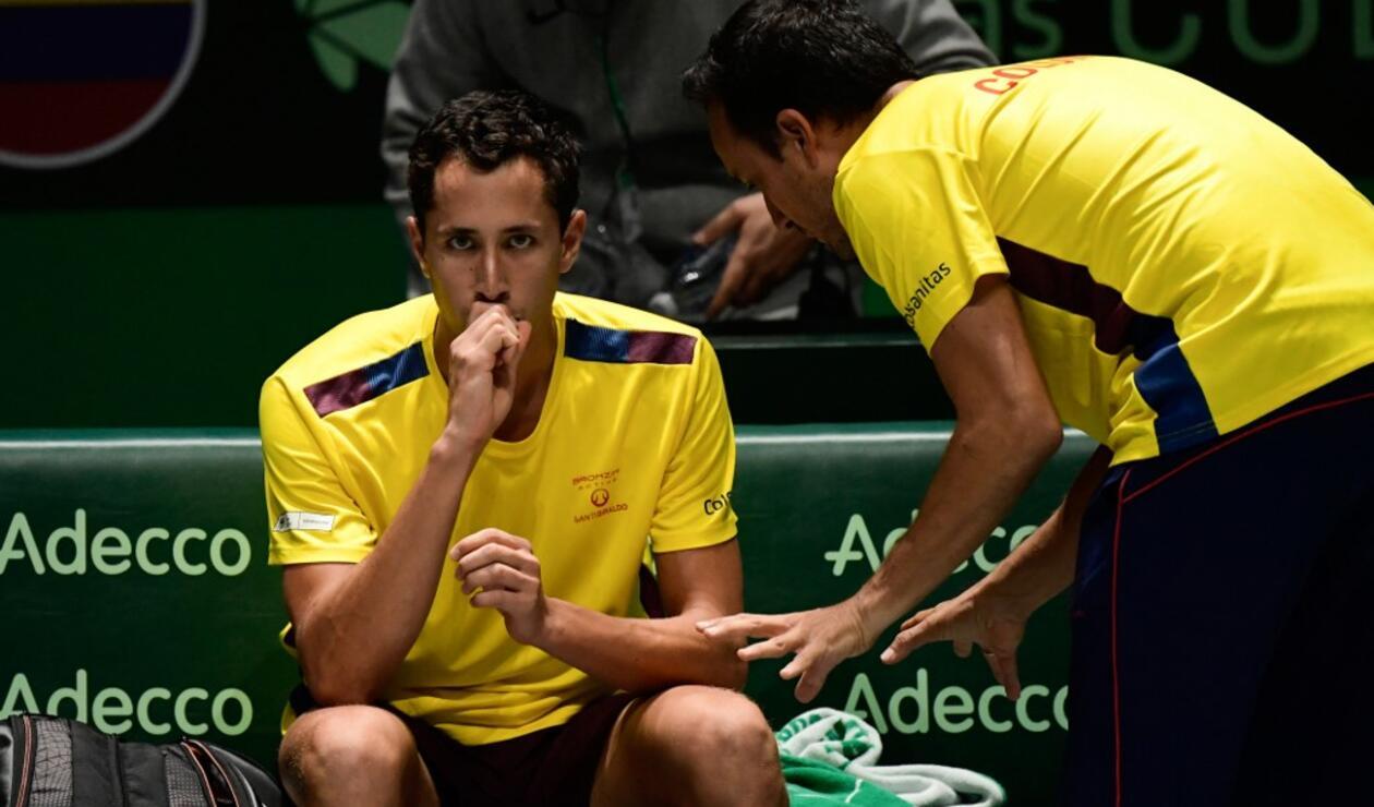Colombia, Copa Davis