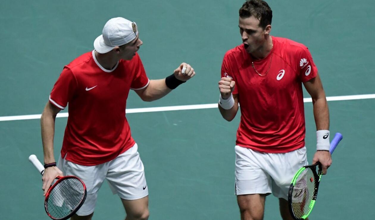 Canadá, Copa Davis