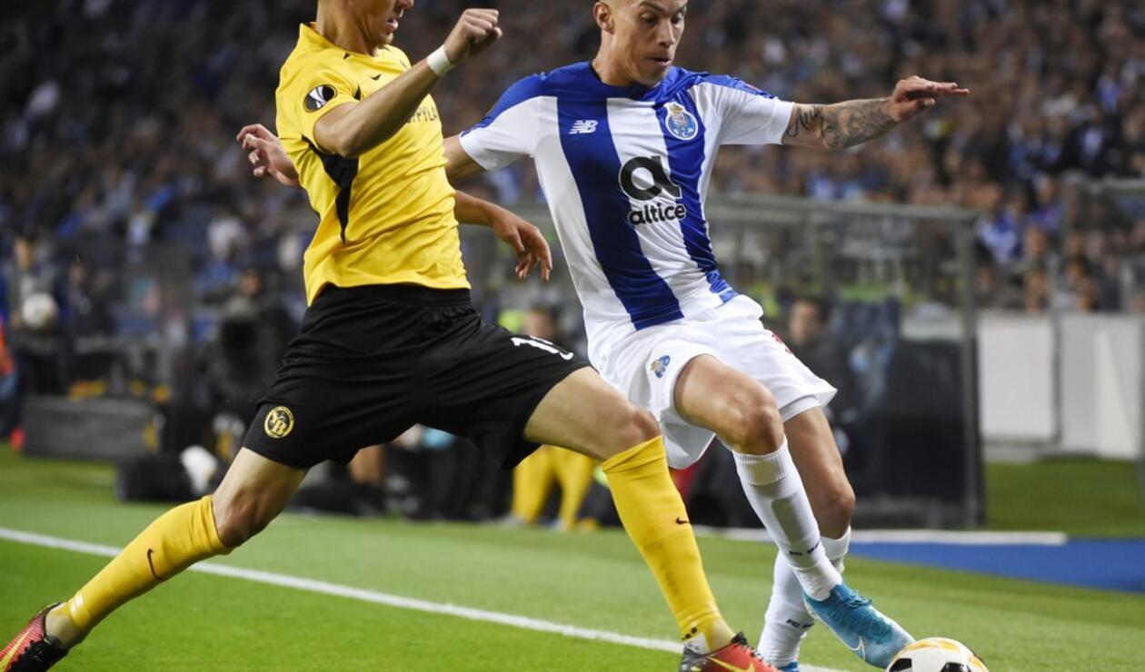 Young Boys vs Porto, Europa League