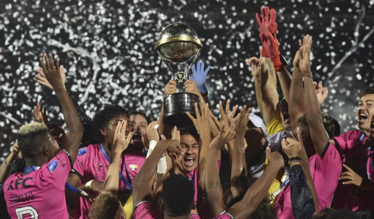 Independiente del Valle, Copa Sudamericana