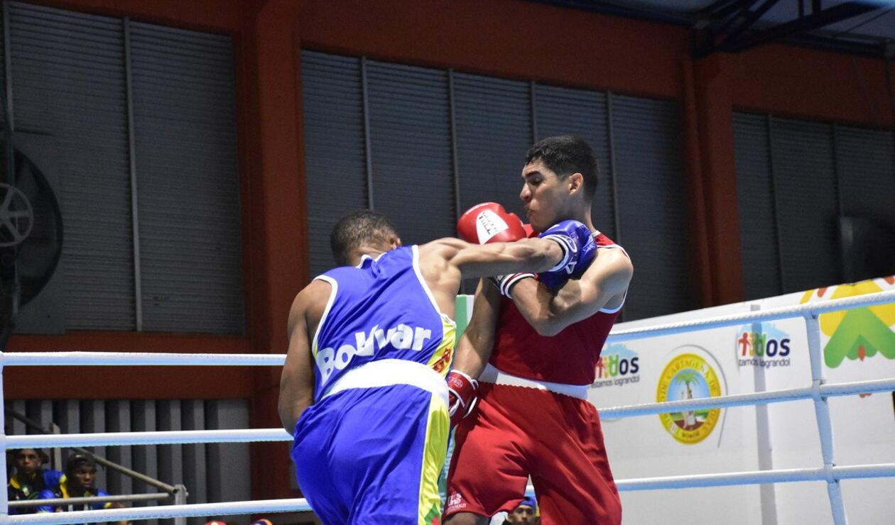 Boxeo, Juegos Nacionales