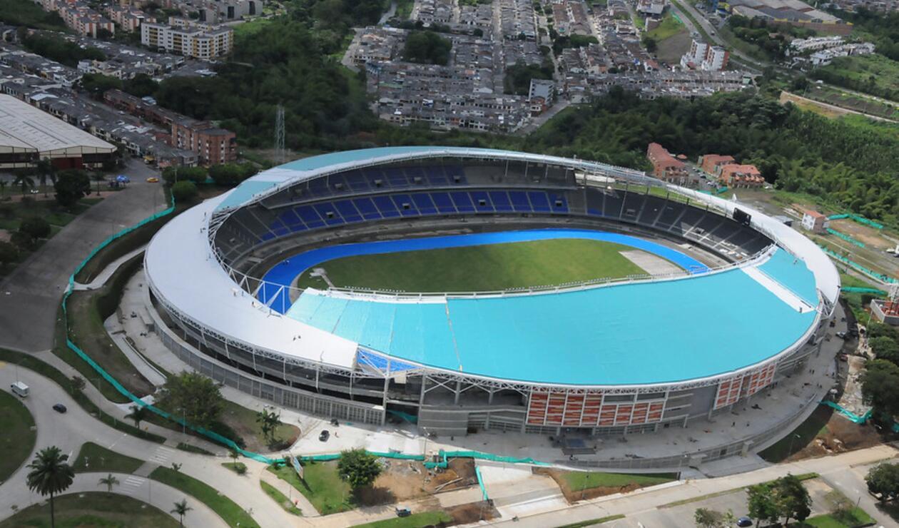 Estadio Hernán Ramírez Villegas, Pereira