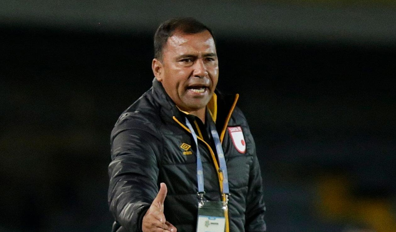 Hárold Rivera, Independiente Santa Fe