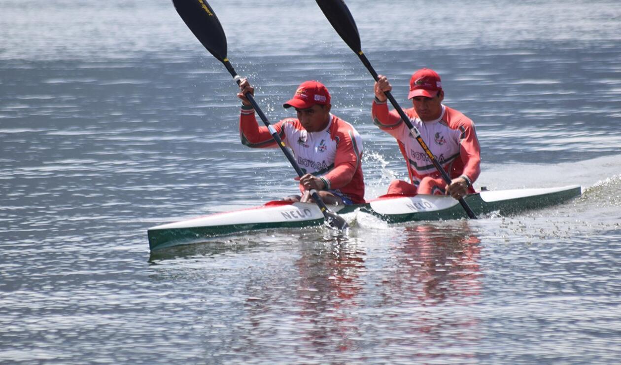 Canotaje, Juegos Nacionales Bolívar 2019