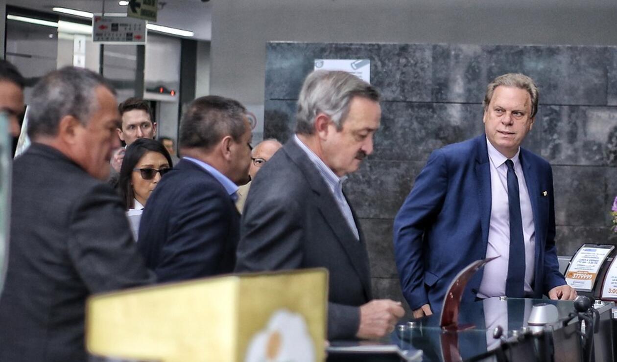 Dimayor, Ramón Jesurún