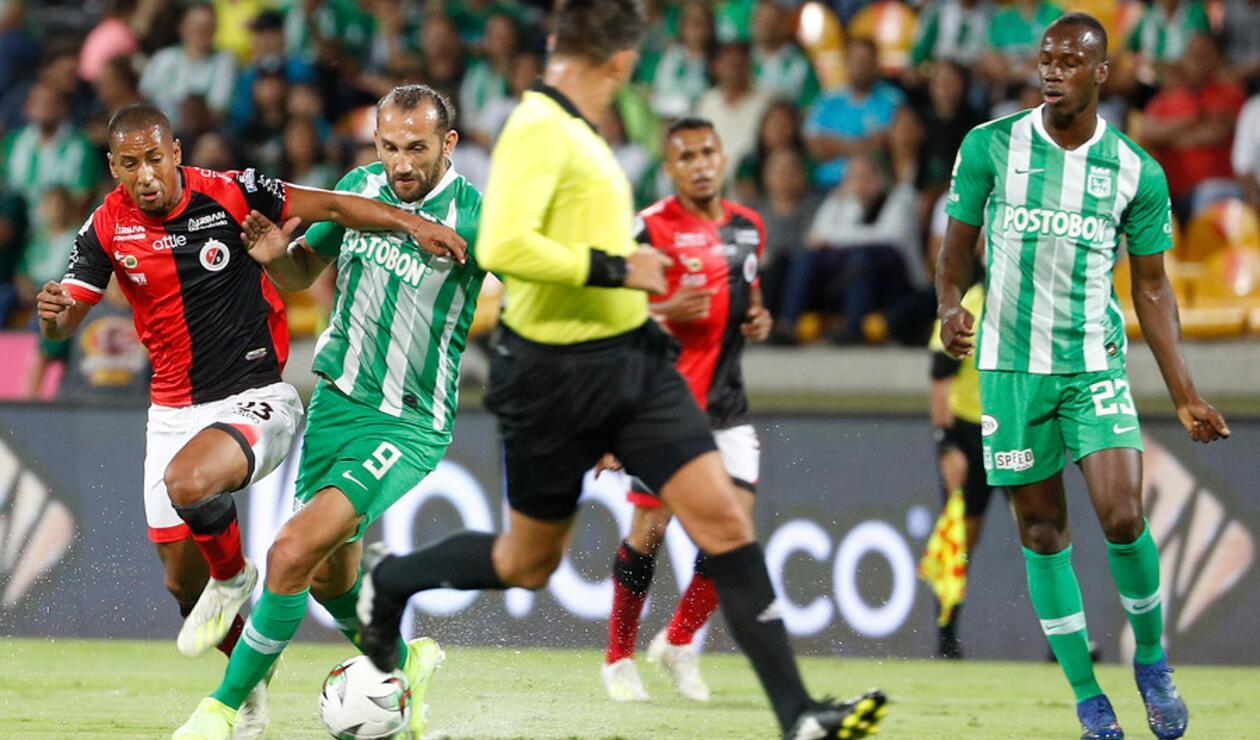 Atlético Nacional vs Cúcuta Deportivo, Liga Águila