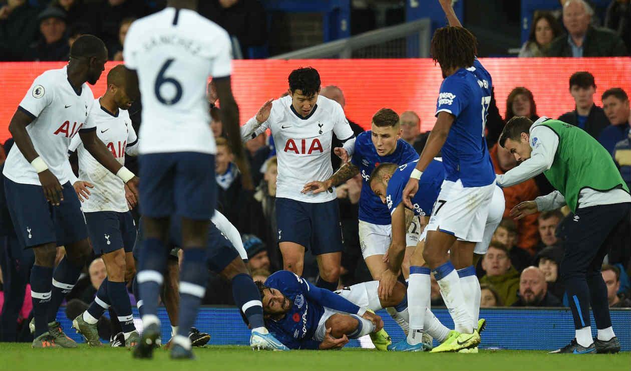 Everton Vs. Tottenham