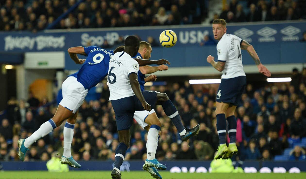 Everton Vs. Tottenham