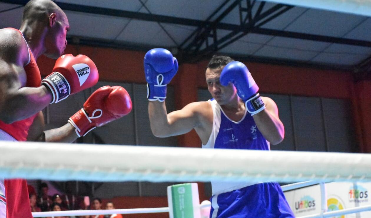 Plata otra medalla para el Tolima en Boxeo Juegos Nacionales