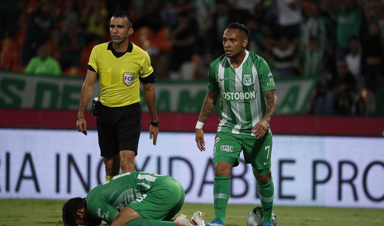 Atlético Nacional vs Tolima - Liga Águila