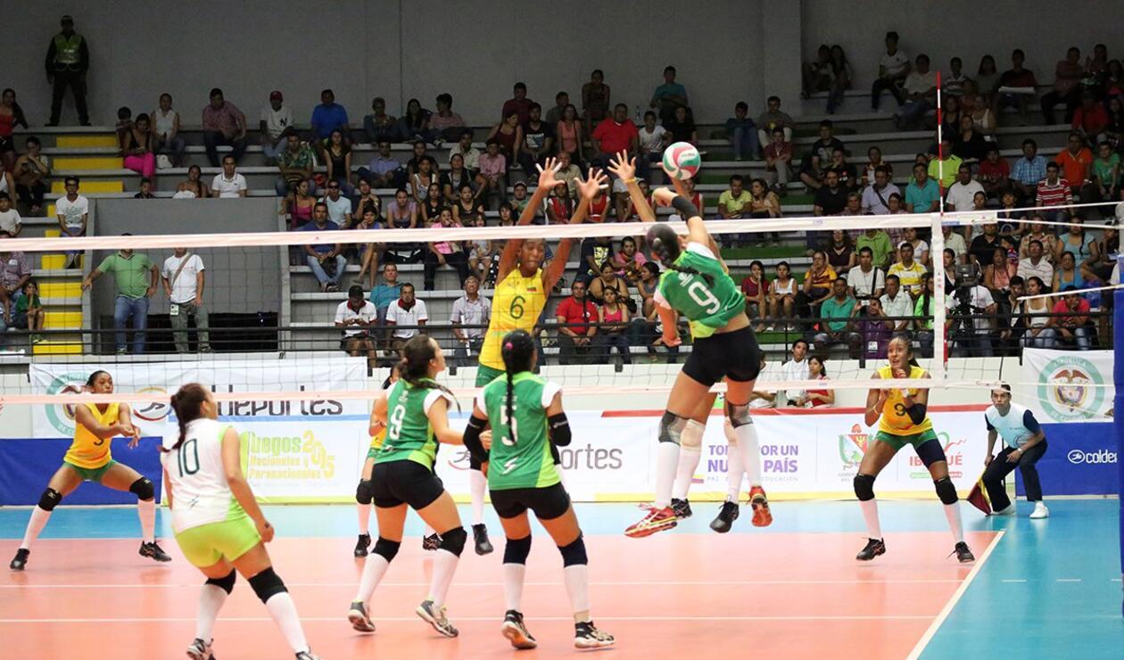 Juegos Nacionales Cartagena 2019