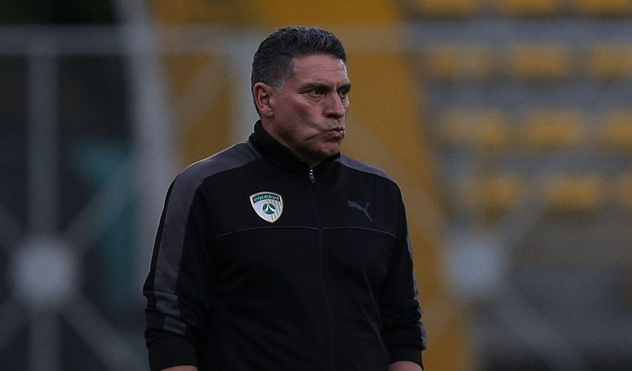 Luis Fernando Suárez, Liga Águila