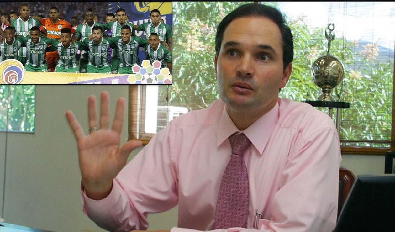 Víctor Marulanda, gerente deportivo de Alianza Lima