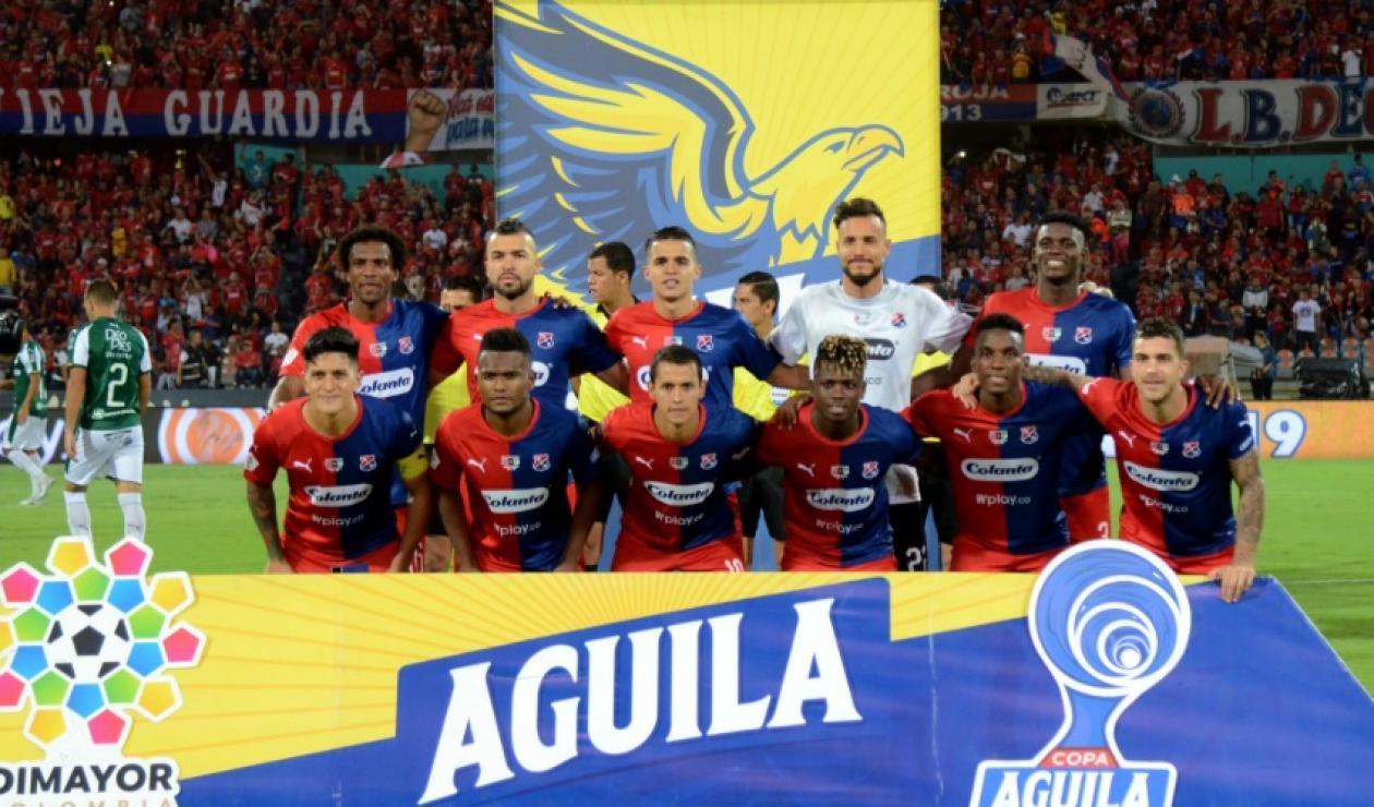 Independiente Medellín campeón Copa Águila 2019