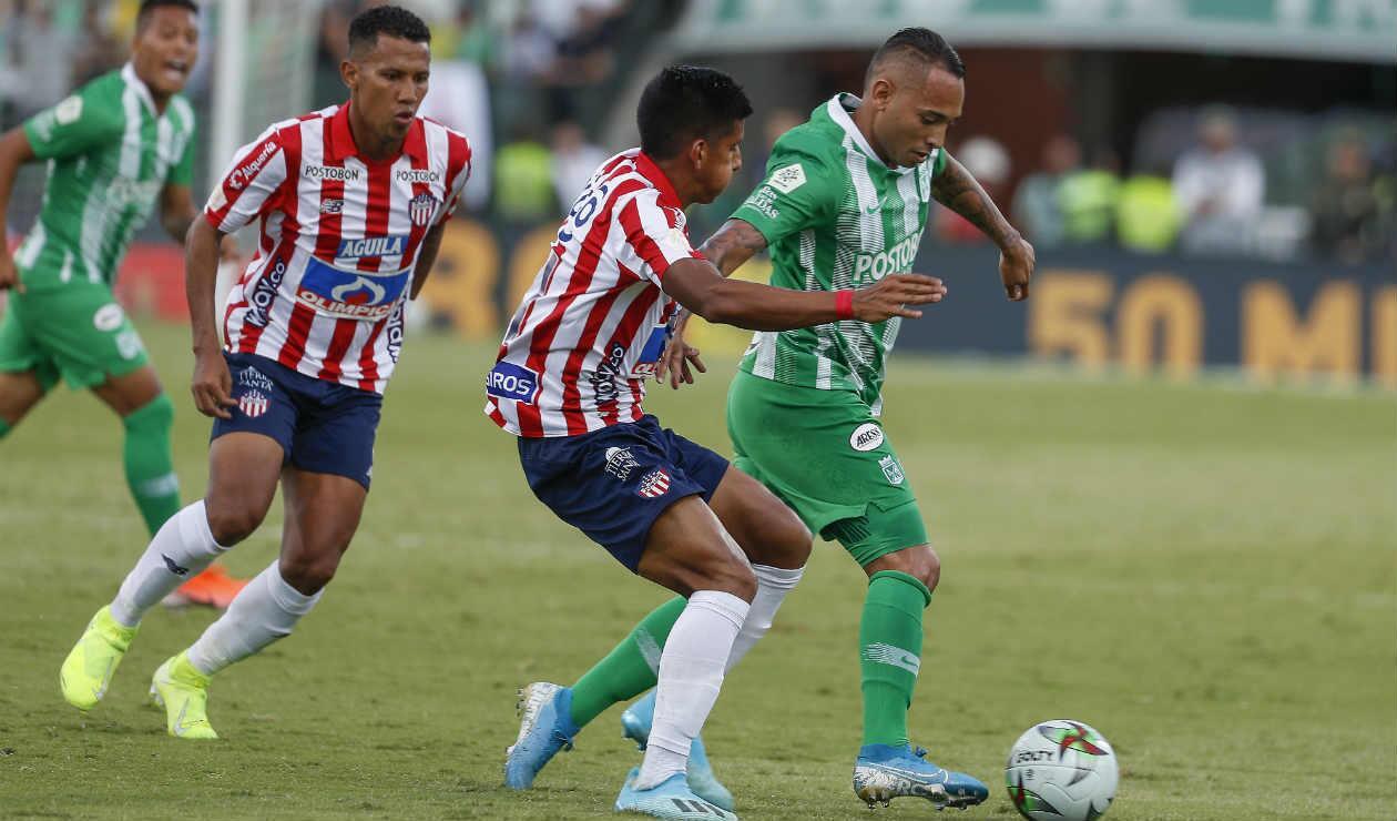 Nacional Vs. Junior - Liga Águila 2019